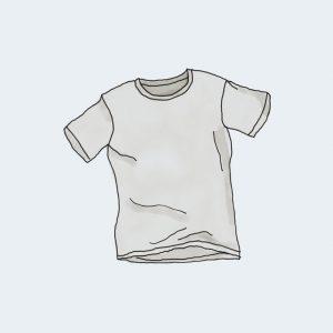T.shirt Drawing