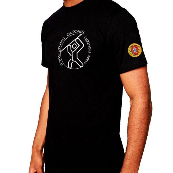 Official Stafffighters Training T-shirt - Jogo do Pau Cascais
