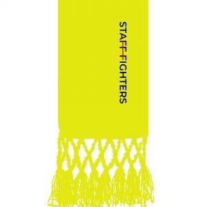 Cinta Amarelo 1º Grau STAFFFIGHTERS