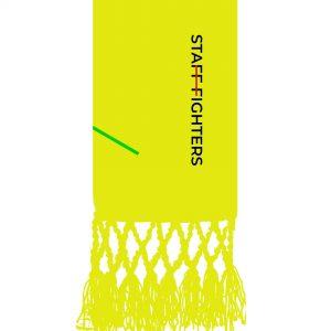 Cinta Amarelo 2º Grau STAFFFIGHTERS