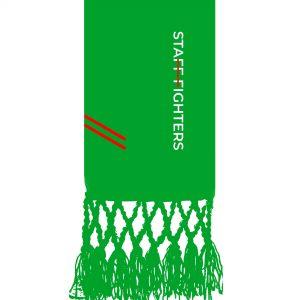 Cinta Verde 3º Grau STAFFFIGHTERS